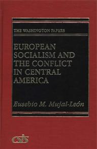 European Socialism and the Conflict in Central America cover image