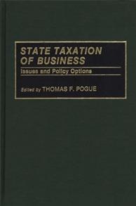 State Taxation of Business cover image