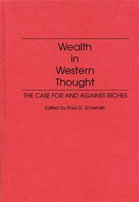 Wealth in Western Thought cover image