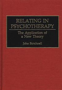 Relating in Psychotherapy cover image