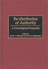 Cover image for Re-distribution of Authority