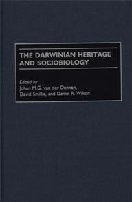 The Darwinian Heritage and Sociobiology cover image