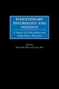 Evolutionary Psychology and Violence cover image