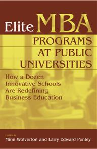 Elite MBA Programs at Public Universities cover image