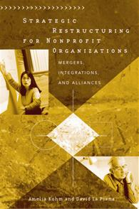 Strategic Restructuring for Nonprofit Organizations cover image