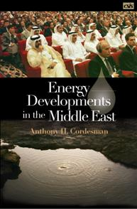 Energy Developments in the Middle East cover image