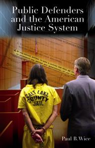 Public Defenders and the American Justice System cover image