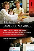 Defending Same-Sex Marriage cover image