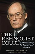 Cover image for The Rehnquist Court
