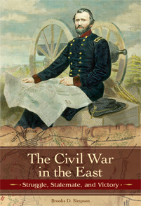 The Civil War in the East cover image
