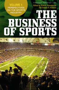 The Business of Sports cover image