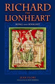 Richard the Lionheart cover image
