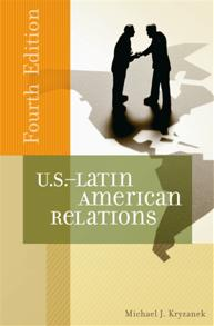 U.S.-Latin American Relations, 4th Edition cover image