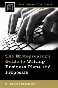 The Entrepreneur's Guide to Writing Business Plans and Proposals cover image