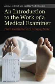 An Introduction to the Work of a Medical Examiner cover image