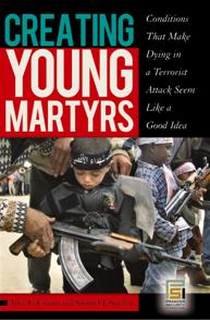 Creating Young Martyrs cover image