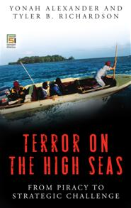Terror on the High Seas cover image