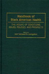 Handbook of Black American Health cover image