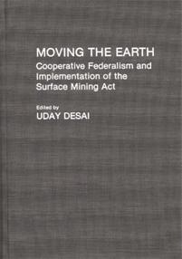 Cover image for Moving the Earth