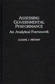 Assessing Governmental Performance cover image