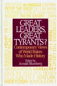 Great Leaders, Great Tyrants? cover image