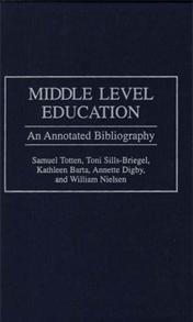 Middle Level Education cover image