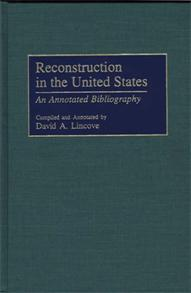 Reconstruction in the United States cover image