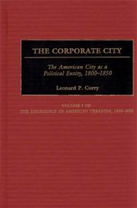 The Corporate City cover image