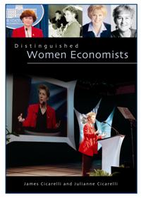 Distinguished Women Economists cover image