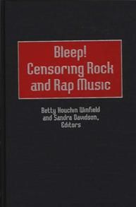 Bleep! Censoring Rock and Rap Music cover image