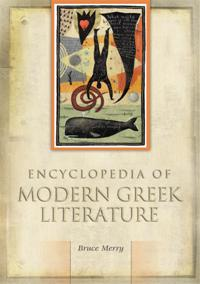 Encyclopedia of Modern Greek Literature cover image