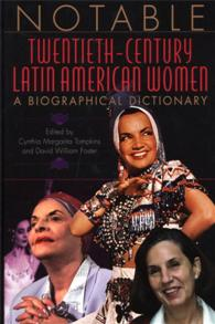 Notable Twentieth-Century Latin American Women cover image