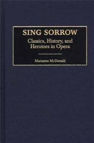 Sing Sorrow cover image