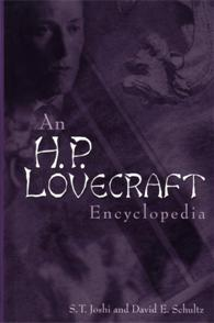 An H. P. Lovecraft Encyclopedia cover image