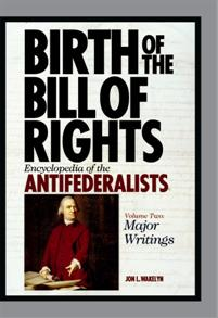 Birth of the Bill of Rights cover image