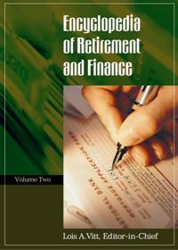 Encyclopedia of Retirement and Finance cover image