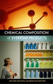 Chemical Composition of Everyday Products cover image