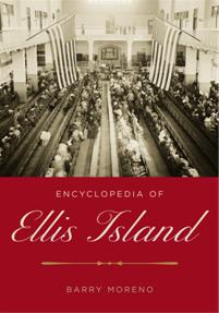 Encyclopedia of Ellis Island cover image