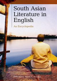 South Asian Literature in English cover image