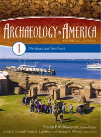 Cover image for Archaeology in America