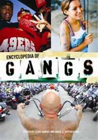 Encyclopedia of Gangs cover image