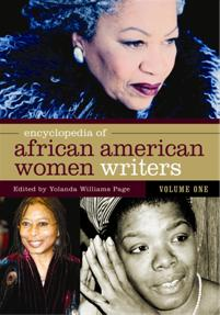 Cover image for Encyclopedia of African American Women Writers
