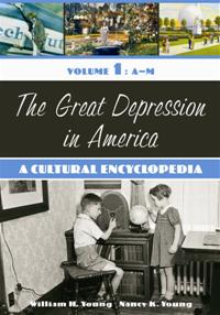 The Great Depression in America cover image