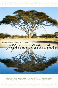Student Encyclopedia of African Literature cover image