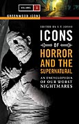 Icons of Horror and the Supernatural cover image