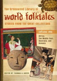 The Greenwood Library of World Folktales cover image