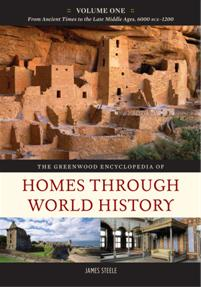 The Greenwood Encyclopedia of Homes through World History cover image