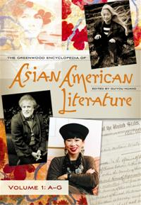 The Greenwood Encyclopedia of Asian American Literature cover image