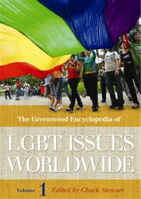 Cover image for The Greenwood Encyclopedia of LGBT Issues Worldwide