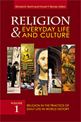 Religion and Everyday Life and Culture cover image